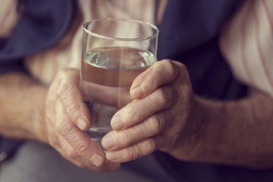 Geriatricarea diabetes hidratación
