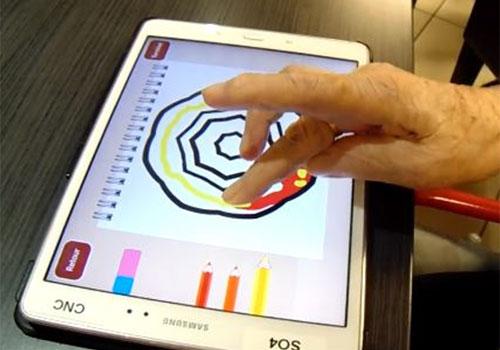 geriatricarea nuevas tecnologias Colisee