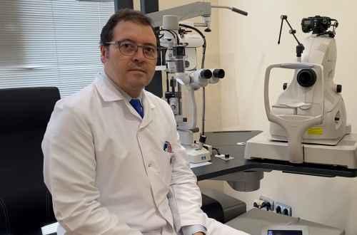 geriatricarea opticos Optometristas Luis angel Merino