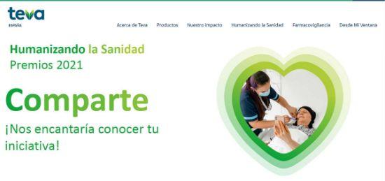 geriatricarea premios humanizando la sanidad