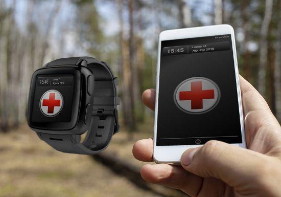 Geriatricarea teleasistencia Cruz Roja