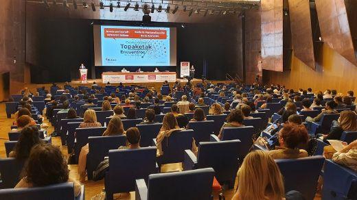 Geriatricarea jornada de la Diputación Foral de Bizkaia sobre la personalización de los cuidados de larga duración