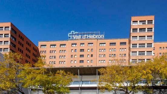 geriatricarea hospital Vall Hebron covid