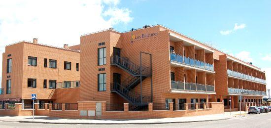 Geriatricarea Residencia Los Balcones