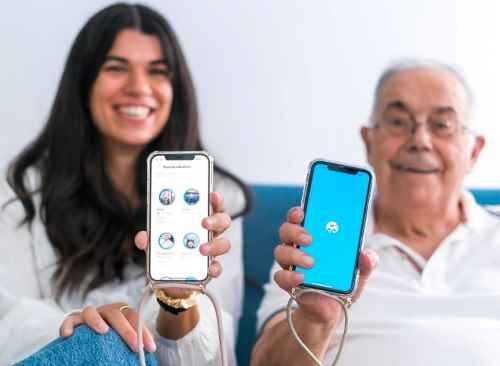 geriatricarea adopta un abuelo